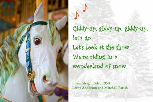 Giddy Up - A Quillcards™ Ecard