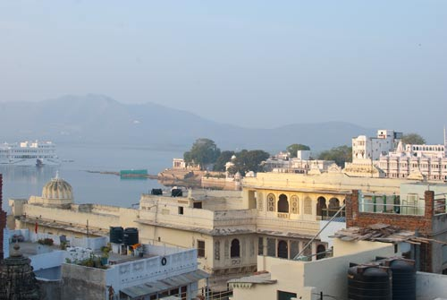 Morning In Udaipur