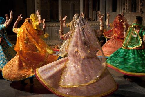 Dancers - Udaipur