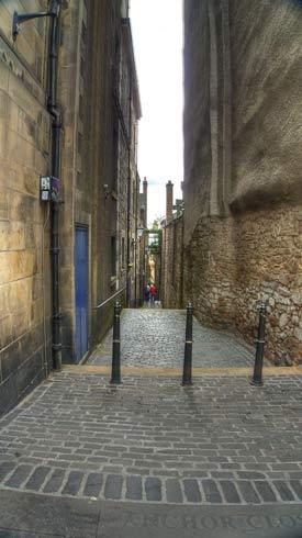Anchor Close: Edinburgh