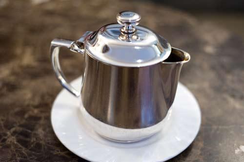 A Proper Teapot