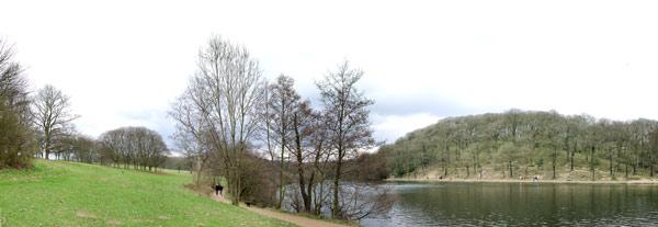 Waterloo Lake Roundhay Park Leeds