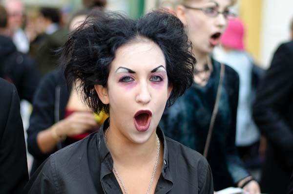 Cast member from Hamlet House Of Horror