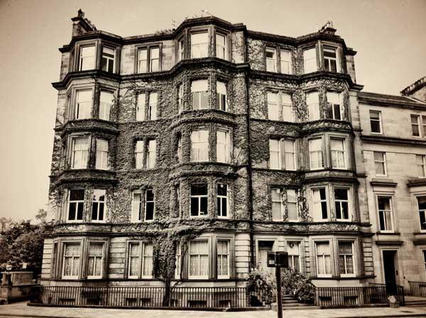 edinburgh rothesay place