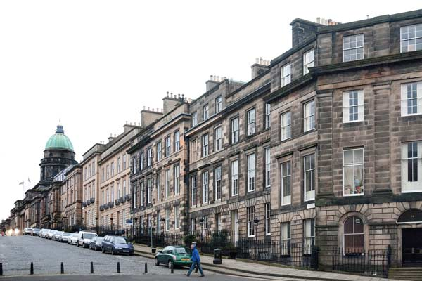 Hope Street Edinburgh