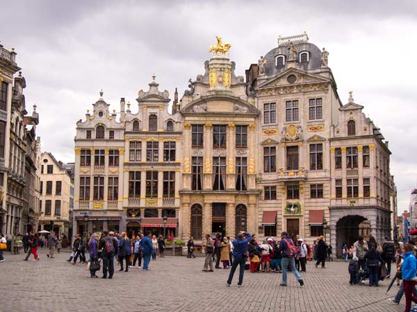 Brussels - The Grande Place