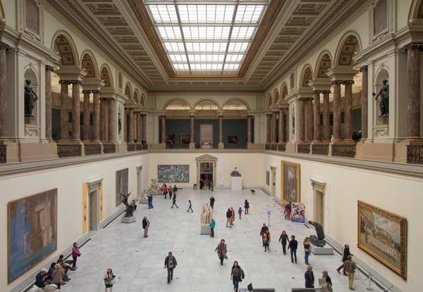 Musee Royaux Des Beaux-Arts -  Brussels