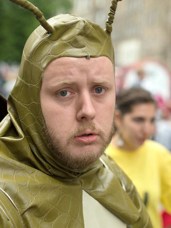 Edfringe: Superhero Snail Boy