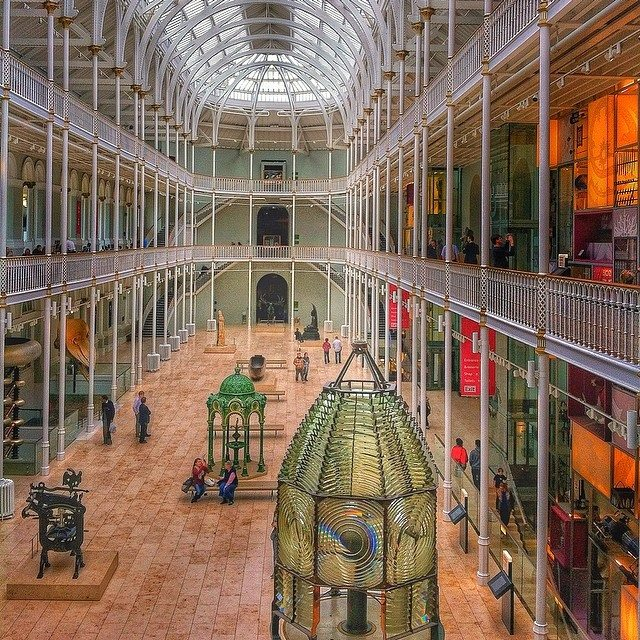 Top Facts About The National Museum Of Scotland