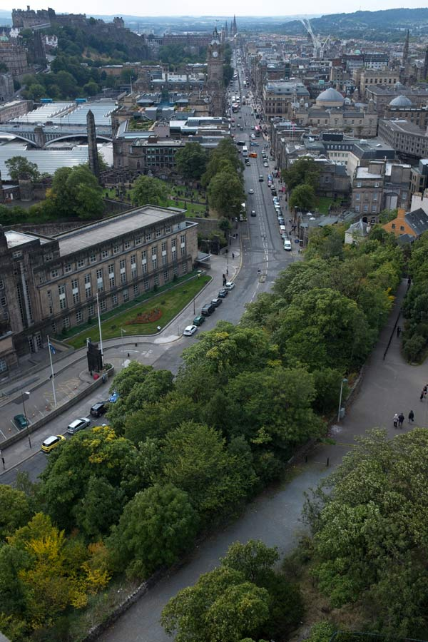 princes-street-from-nelson-monument