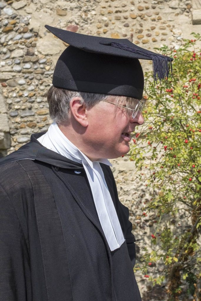A Provost of Cambridge University