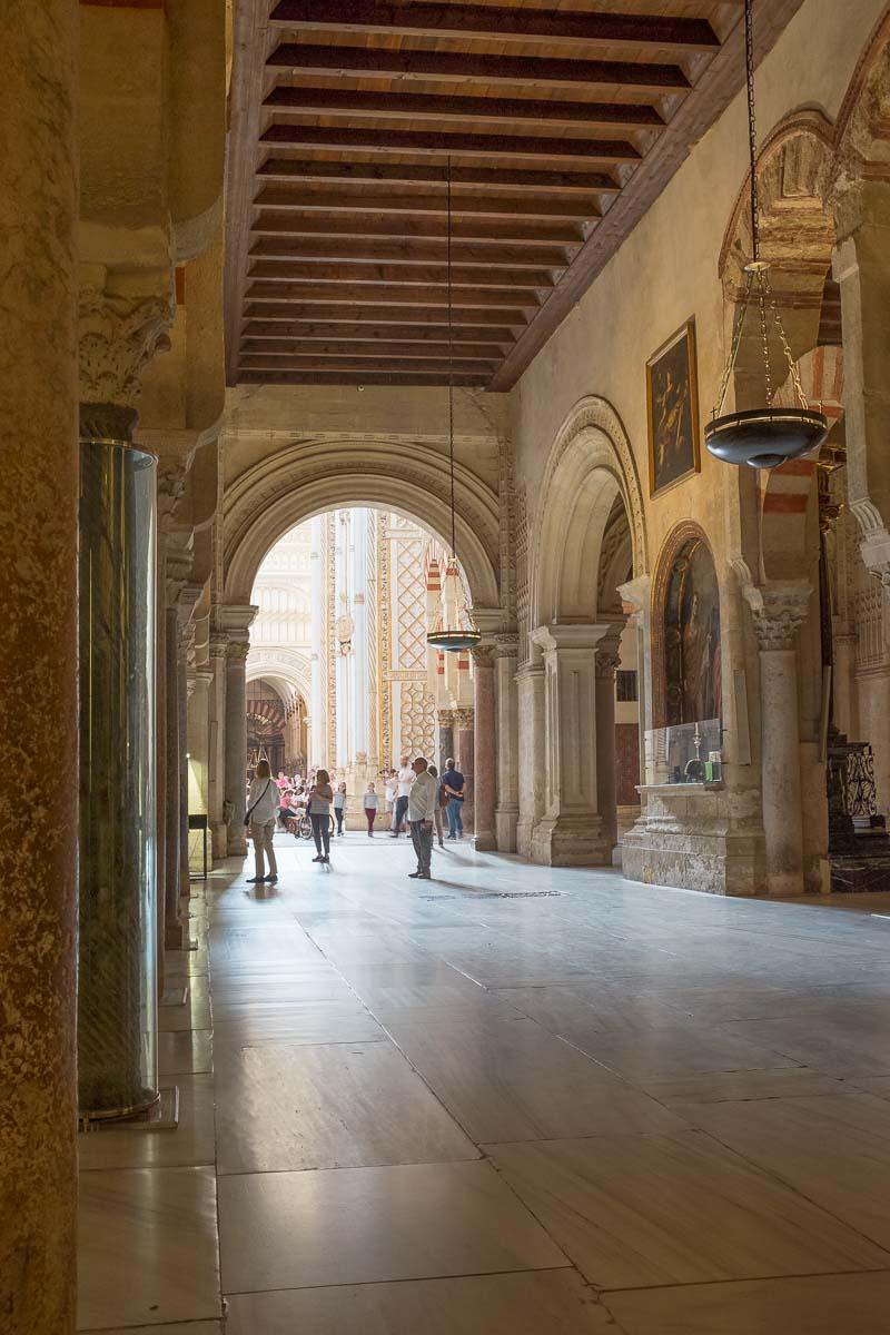 Cordoba - Mesquita - the grand mosque of Córdoba