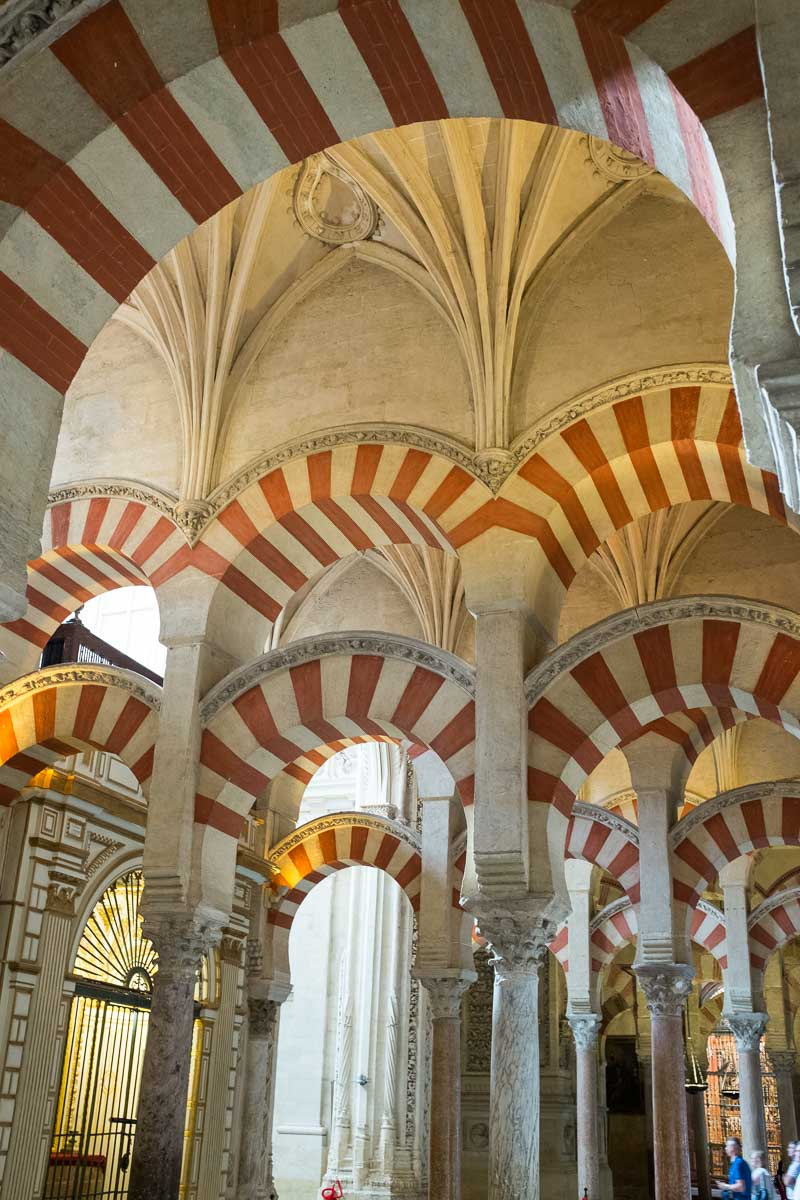 Cordoba - Inside the Mesquita